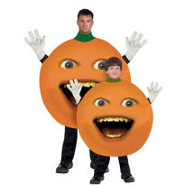 Annoying Orange Daddy and Me Costumes