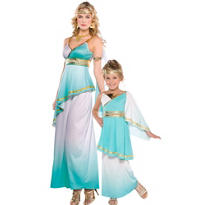 Venus Goddess Mommy and Me Costumes