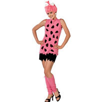 Adult Pebbles Flintstone Costume