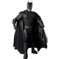 Adult Batman Costume Collectors Edition