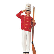Boys Toy Soldier Costume Deluxe