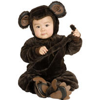 Baby Little Monkey Costume