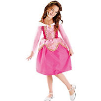 Girls Aurora Costume Deluxe
