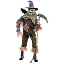 Adult Wicked of Oz Skarecrow Costume