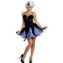 Adult Sassy Ursula Costume - The Little Mermaid
