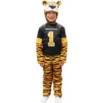 Child Mizzou Tigers Mascot Costume