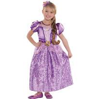 Girls Classic Rapunzel Costume - Tangled