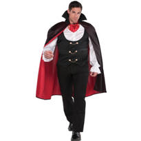 Adult True Vampire Costume Plus Size