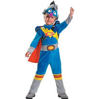 Toddler Boys Super Grover Costume