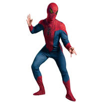 Adult Amazing Spider-Man Costume - The Amazing Spider-Man