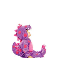 Baby Teagan the Dragon Costume