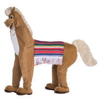 Adult Two Man Horse Costume