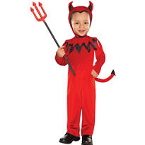 Toddler Boys Devil Costume