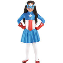 Girls American Dream Costume