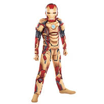 Boys Iron Man Muscle Costume Deluxe - Iron Man 3