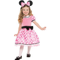 Toddler Girls Minnie Mouse Deluxe