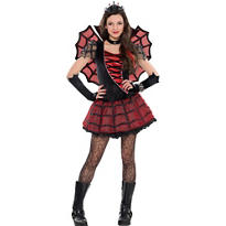 Teen Girls Spider Princess Costume