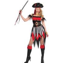 Adult Shipwreck Treasure Pirate Costume