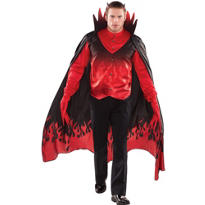 Adult Diablo Costume Plus Size
