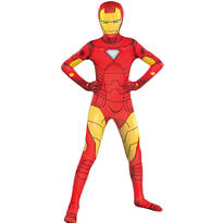 Boys Iron Man Partysuit