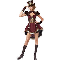 Adult Steampunk Costume