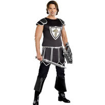 Adult One Hot Knight Costume Plus Size