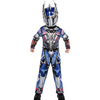 Boys Optimus Prime Costume - Transformers 4