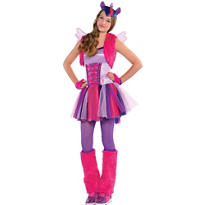 Teen Girls Twilight Sparkle Costume - My Little Pony