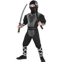 Boys Howling Wolf Ninja Costume