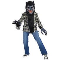 Boys Rabid Werewolf Costume