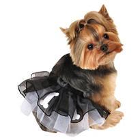 Halloween Bone Dog Tutu