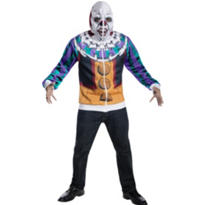 Adult Pennywise Hoodie Costume - It