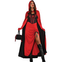 Adult Enchantress Red Riding Hood Costume