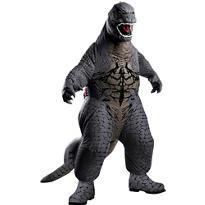 Boys Godzilla Costume Deluxe