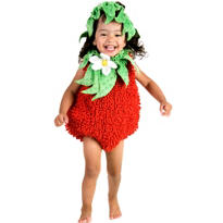 Baby Suzie Strawberry Costume