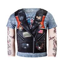 Toddler Biker T-Shirt