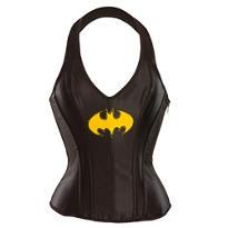 Batgirl Halter Corset - Batman
