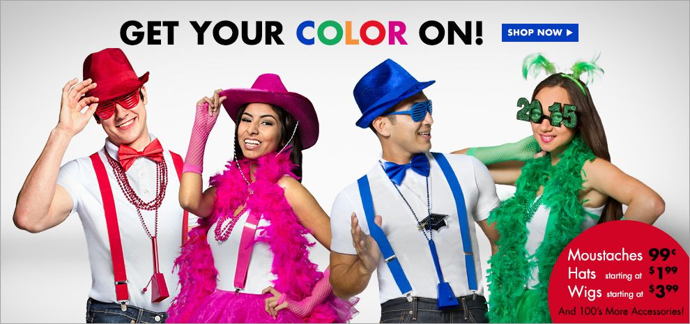 Get Your Color On – Color City