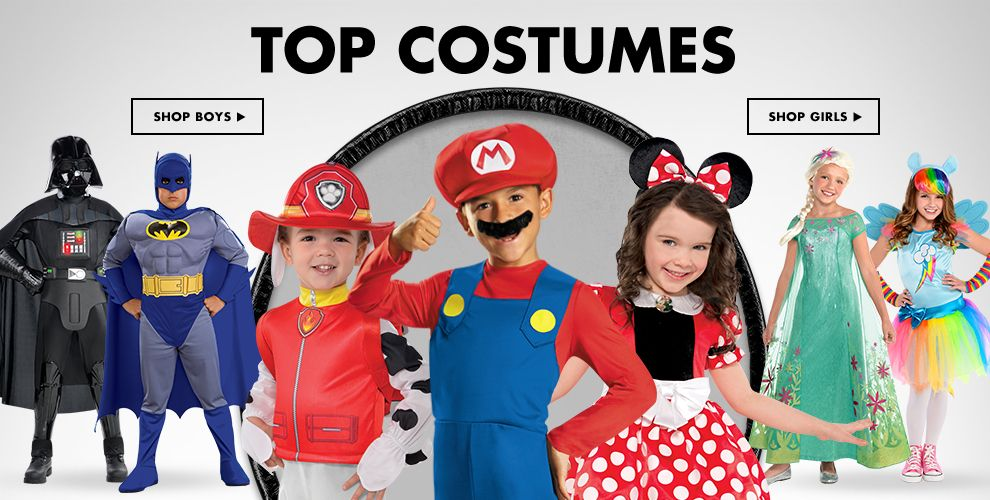 Shop Top Costumes