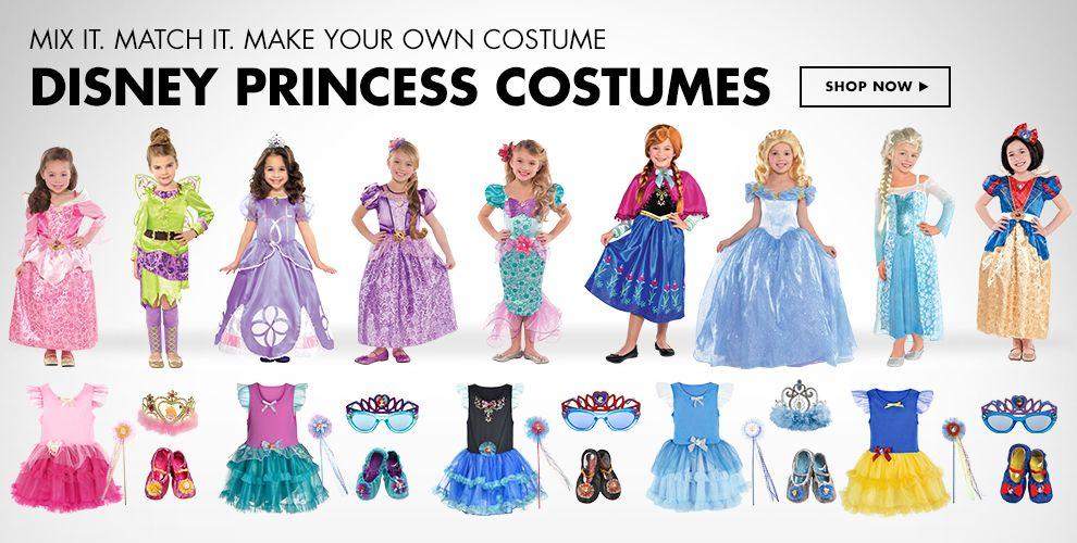 Disney Princessl Costumes & Accessories