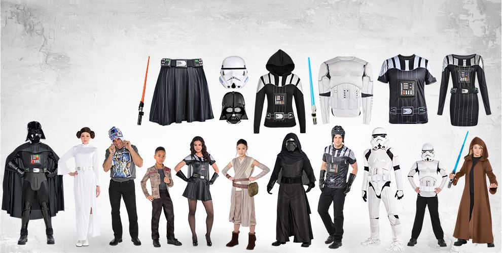 Star Wars Costumes & Accessories