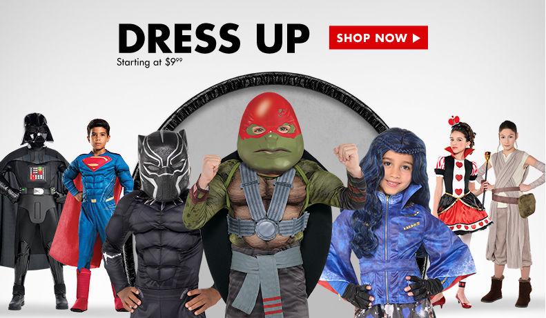 Costumes Dress Up