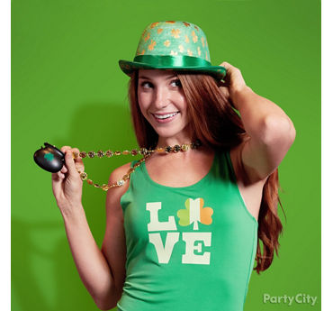 St. Patricks Day Cool Outfit Idea