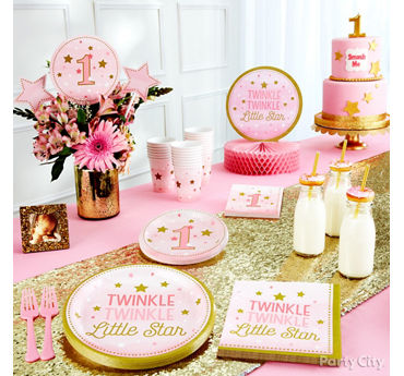 Twinkle First Birthday Theme Idea