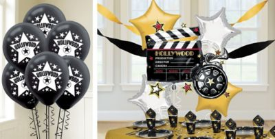 Hollywood Theme Party Balloons Party City