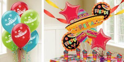 Cinco de Mayo Balloons Party City