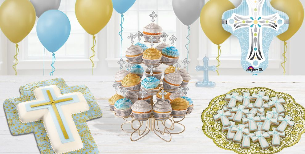 christian home decor parties baptism confirmation and communion cake amp cupcake 10559