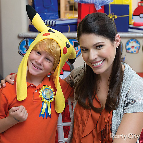 Pokemon Pikachu Hood Idea