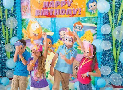 Bubble Guppies Party Ideas
