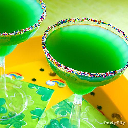 Lucky Charm Cointreau Cocktail Idea